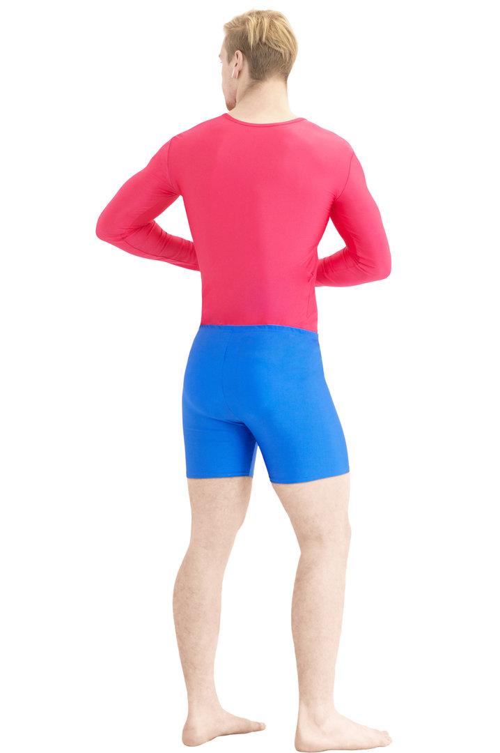 Herren hotpants Boxershorts Hotpants