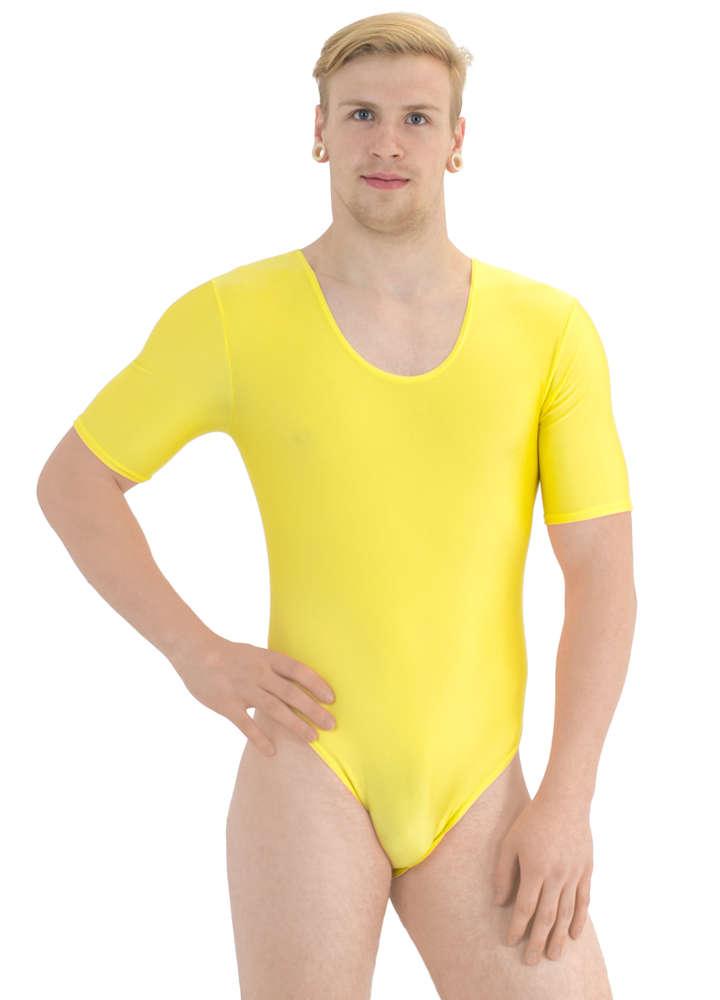 1a854db978 Herren Body kurze Ärmel Rundhals - Elastische Sportbekleidung von ML ...