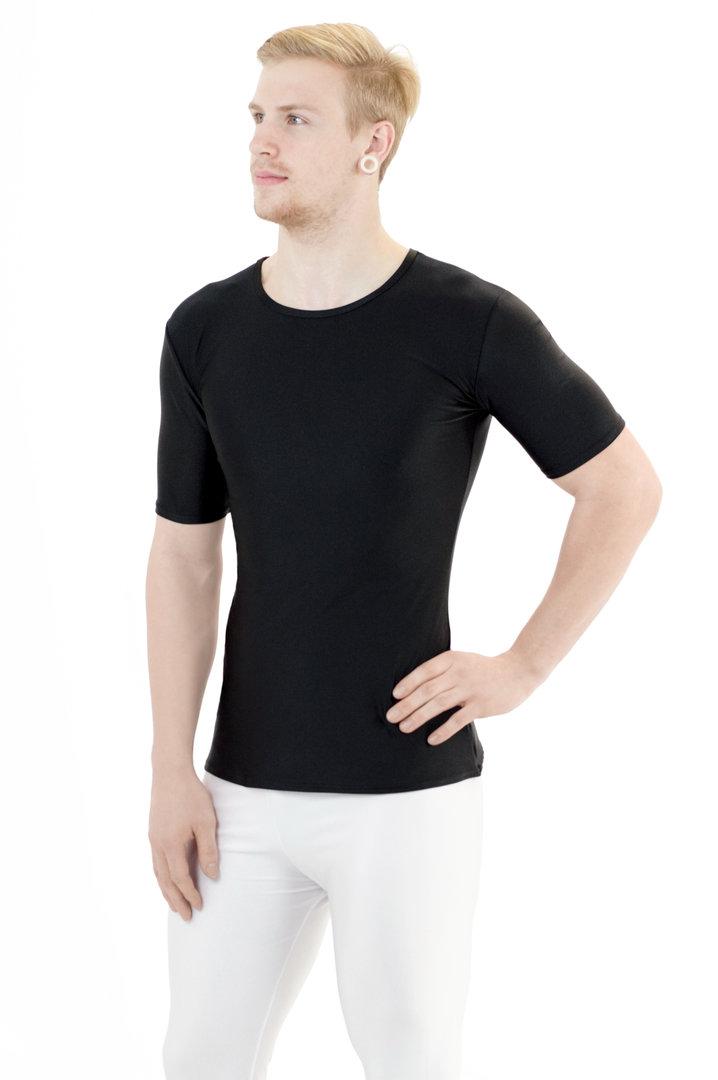 t shirt mit kurzen oder langen rmeln www ml. Black Bedroom Furniture Sets. Home Design Ideas