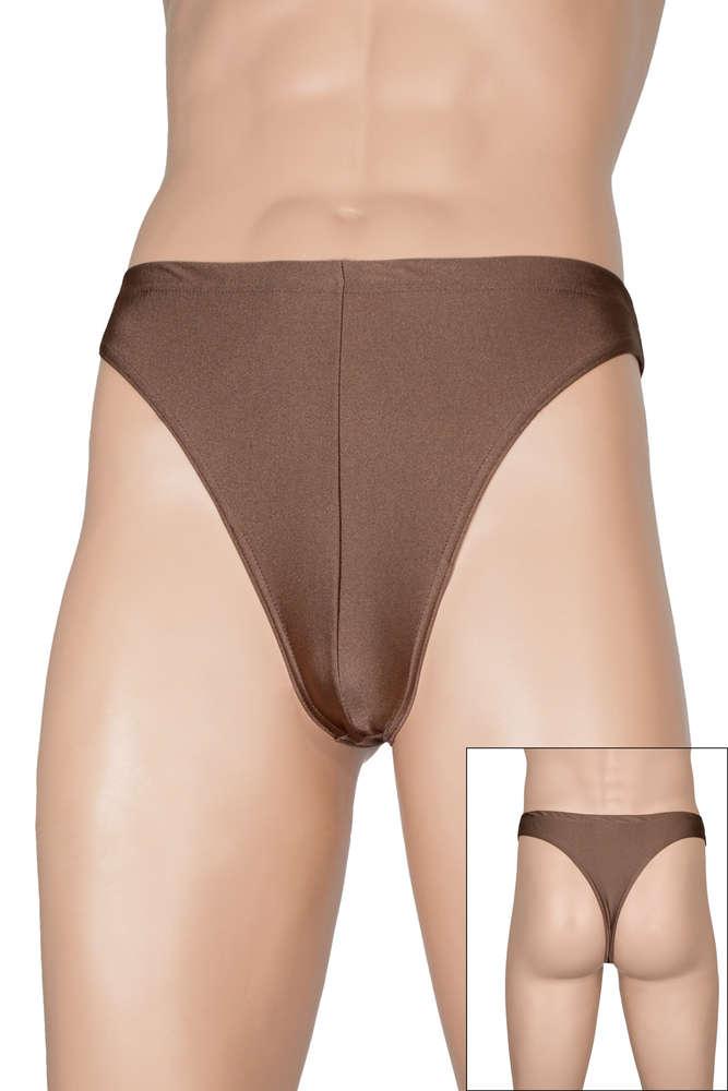 online store 76620 891b3 Herren String Slip
