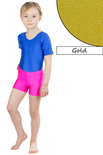 Kinder Hotpant Gold 128